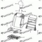 Сиденье водителя - механизмы